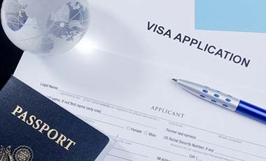 Can i know visa application successful
