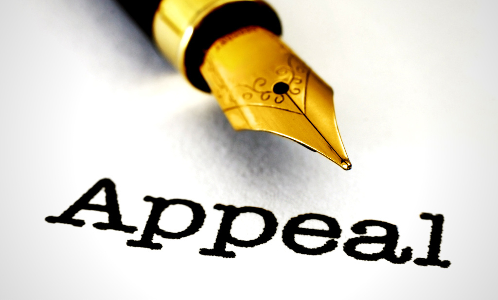 Appeal and refusal thumb